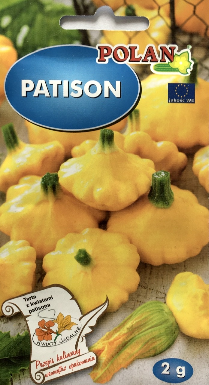 Patison Orange