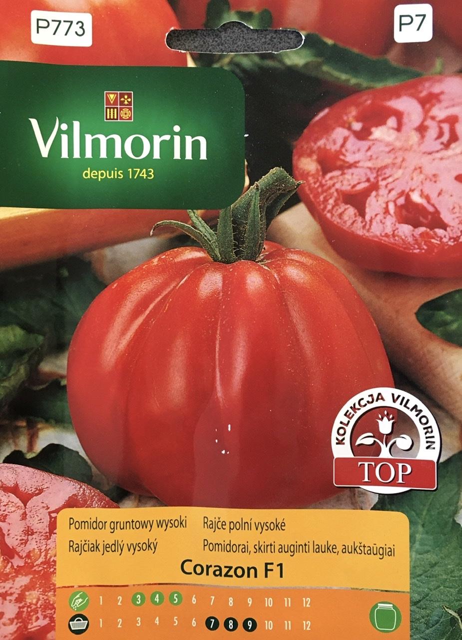 Pomidor Corazon F1