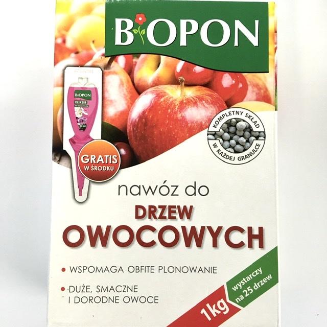 Nawozy Biopon 1 kg Ogrodniczy Oława