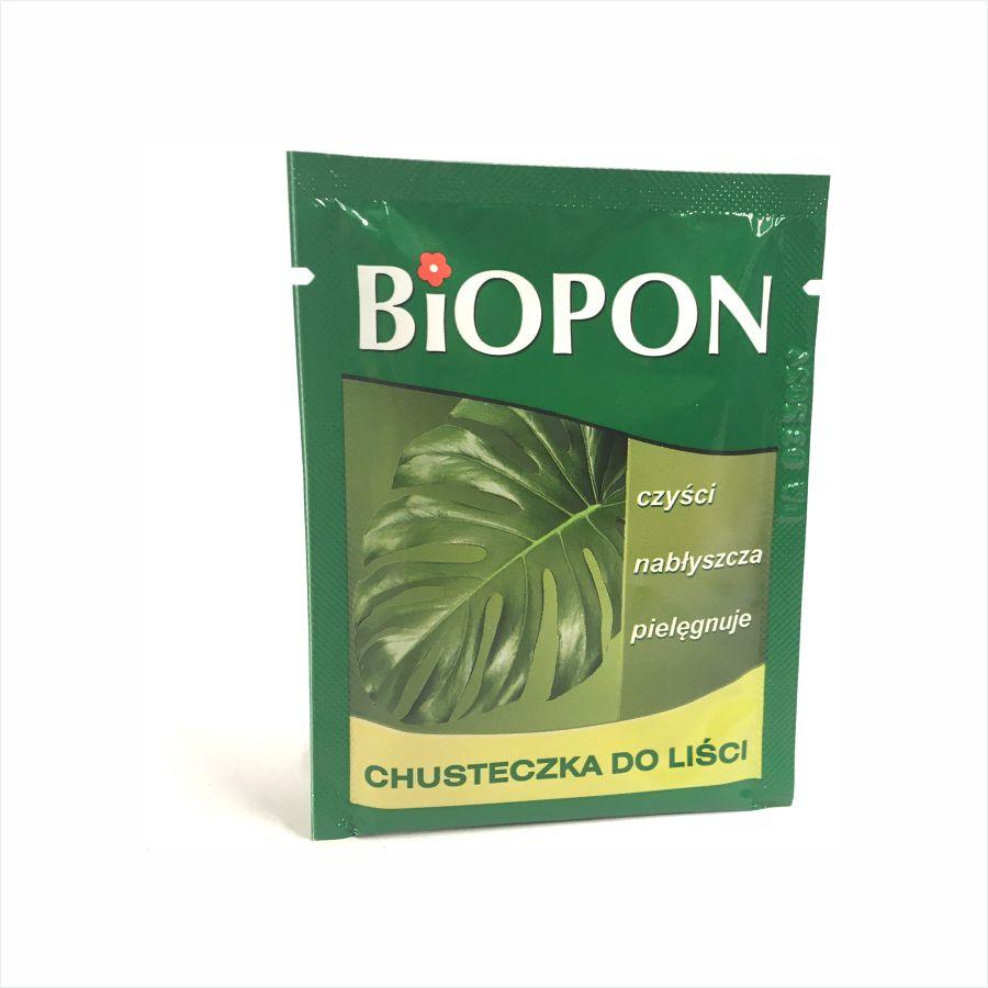 Chusteczka do liści Biopon
