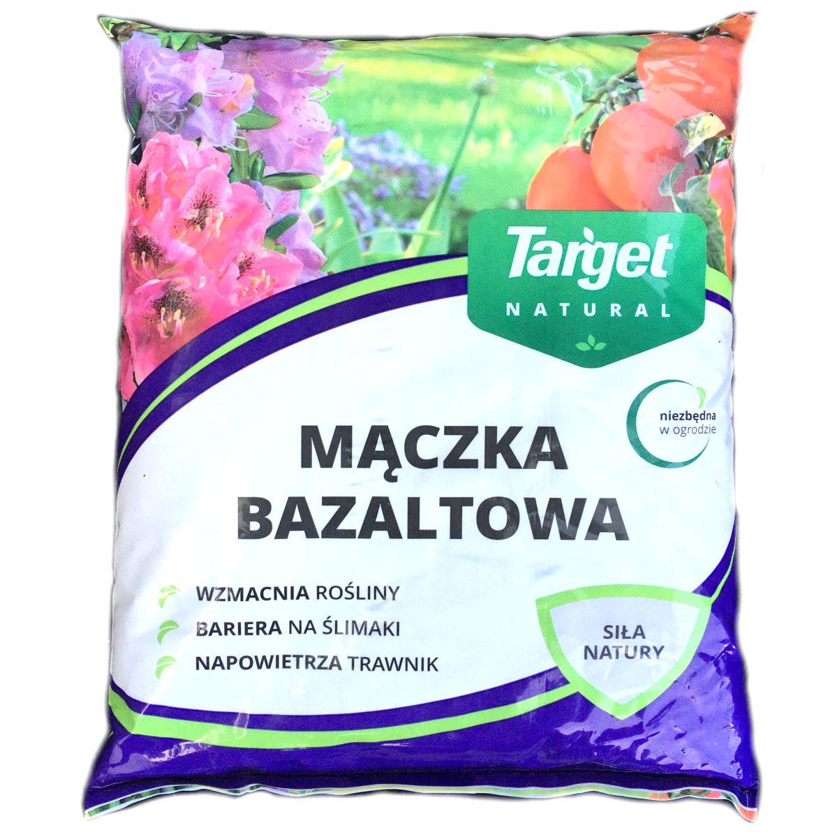 Mączka bazaltowa 3kg Target