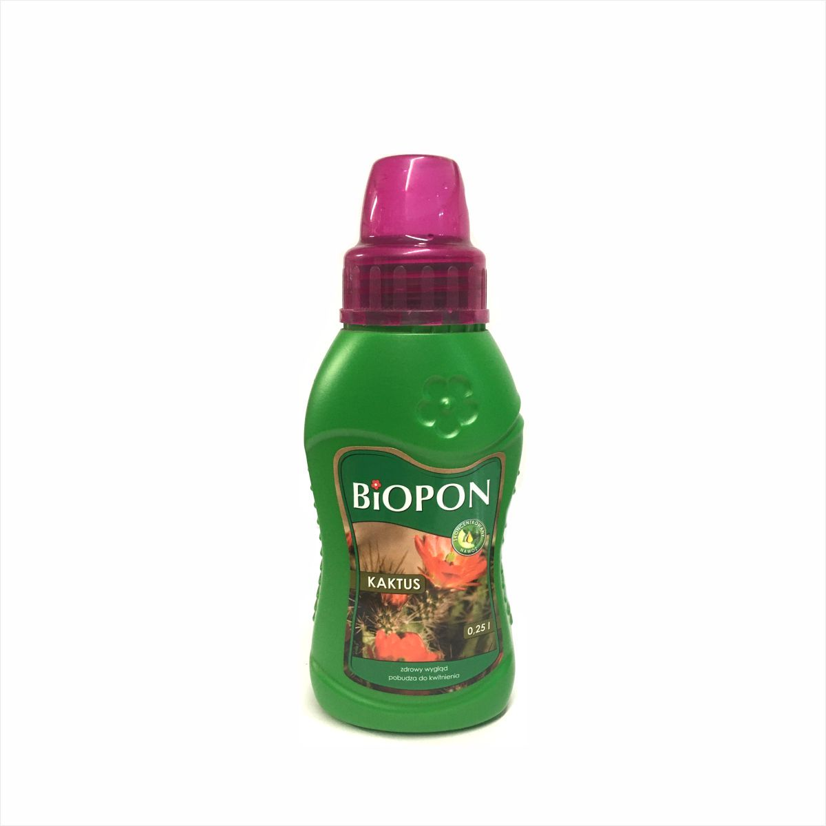 Nawóz do kaktusów 250 ml Biopon