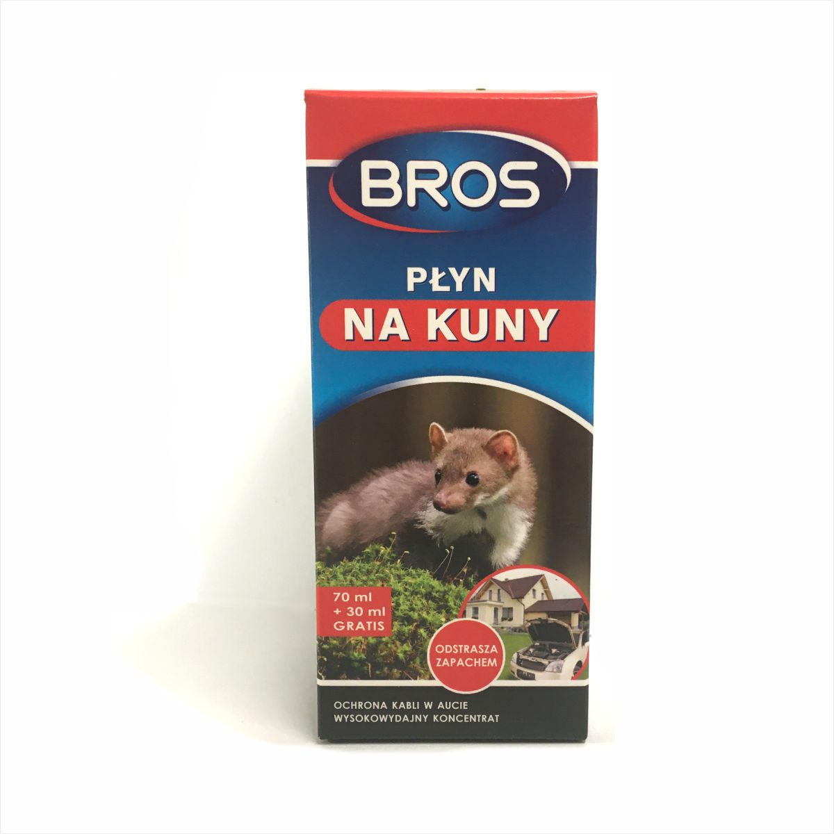 Płyn na kuny 100 ml Bros