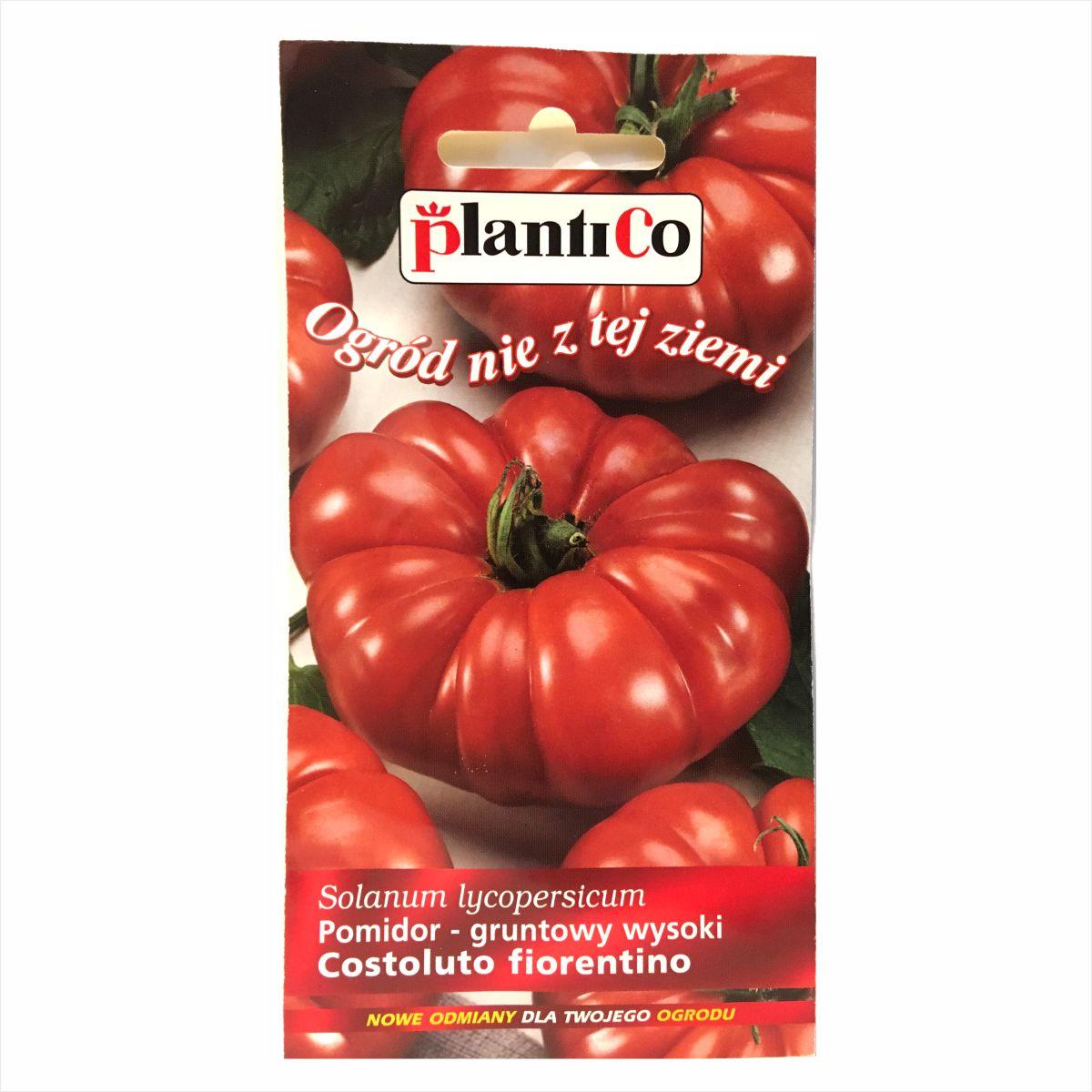 Pomidor Costoluto Fiorentino nasiona Plantico