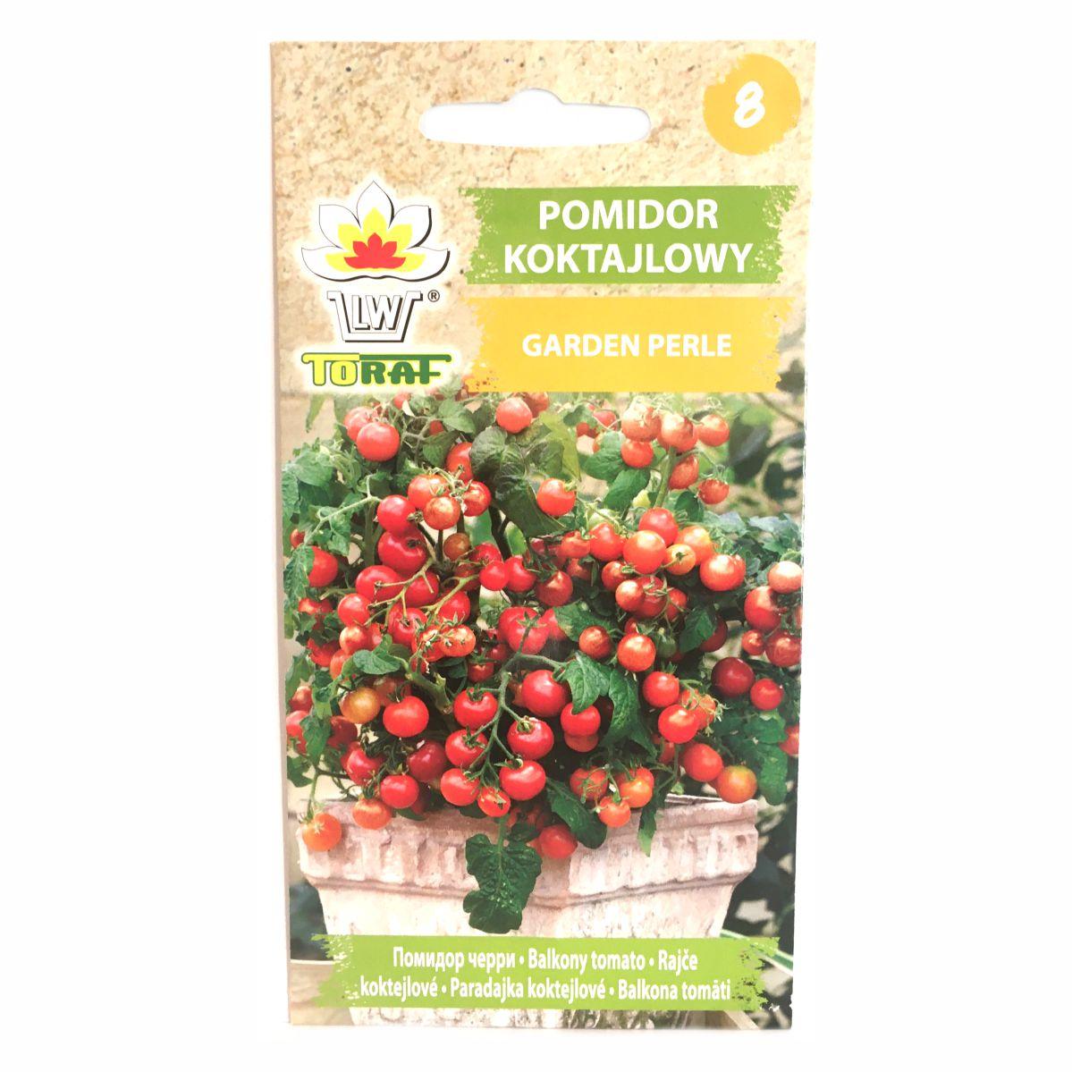 Pomidor Garden Perle nasiona Toraf