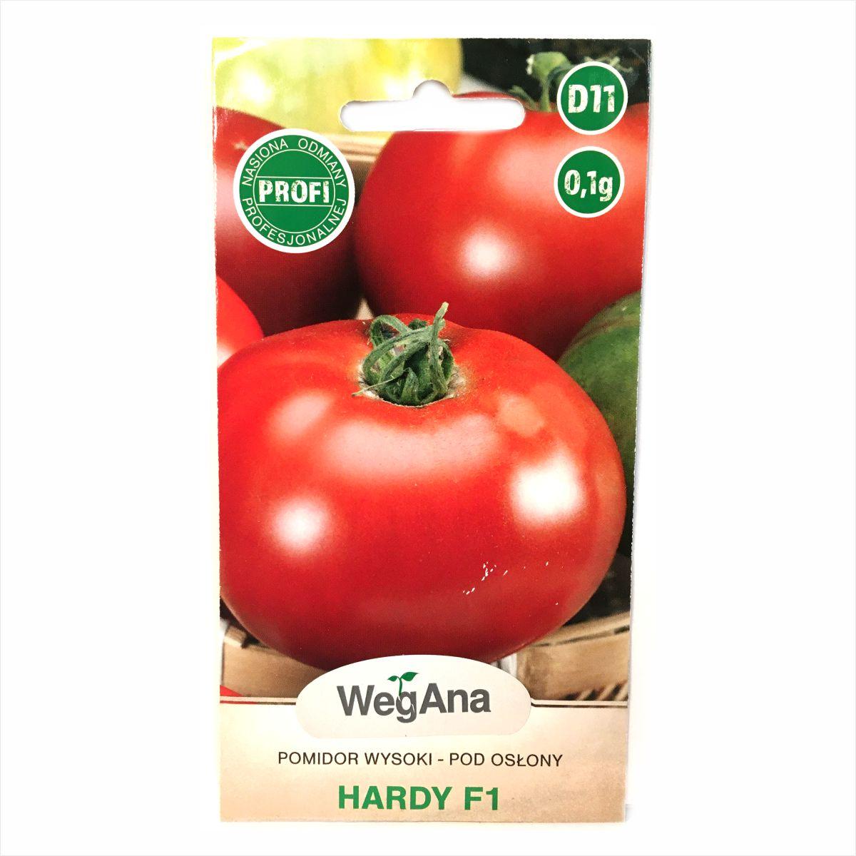 Pomidor Hardy F1 nasiona WegAna
