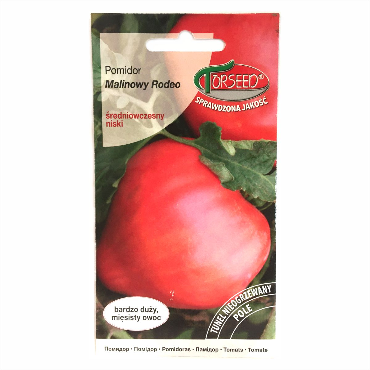 Pomidor Malinowy Rodeo nasiona Torseed