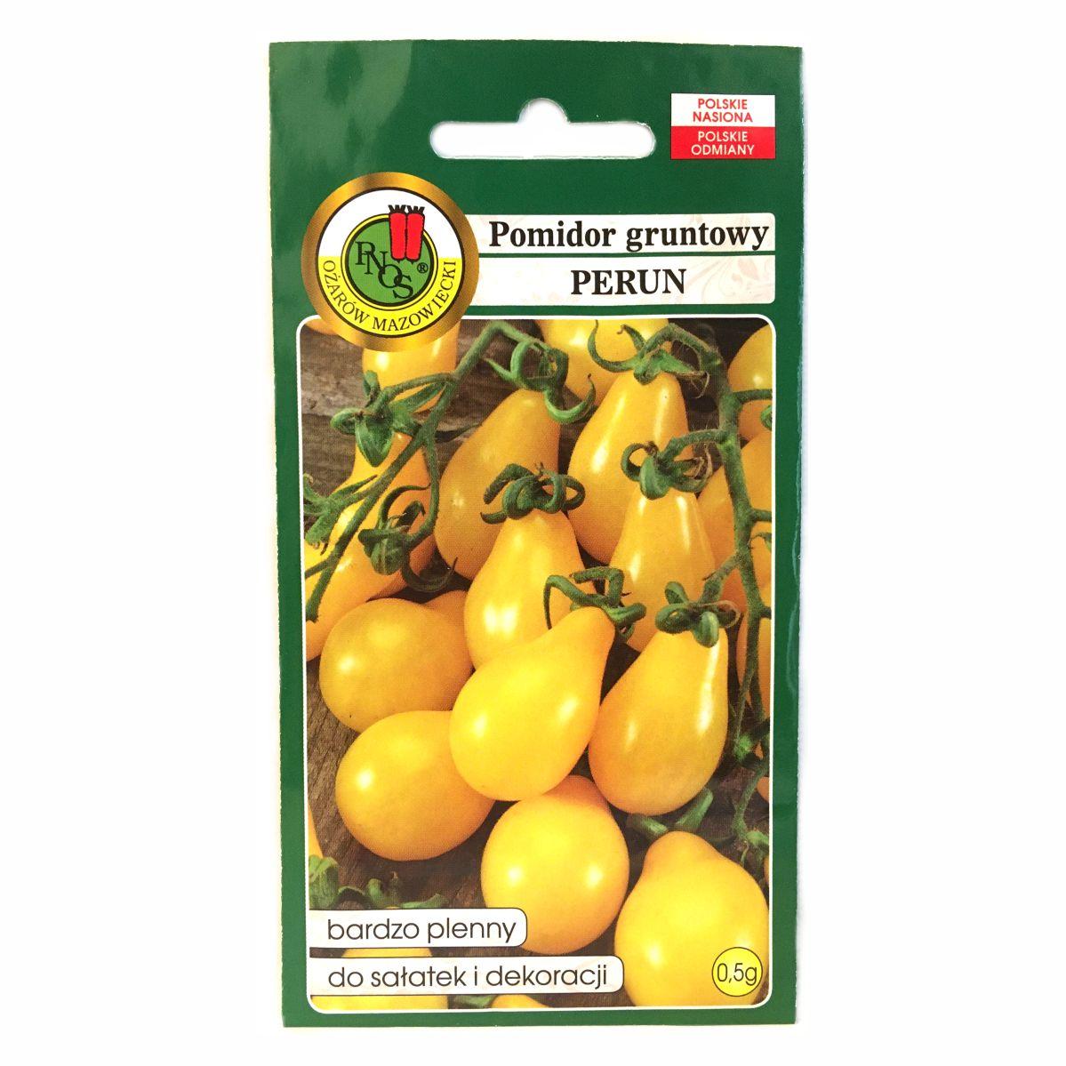 Pomidor Perun nasiona PNOS