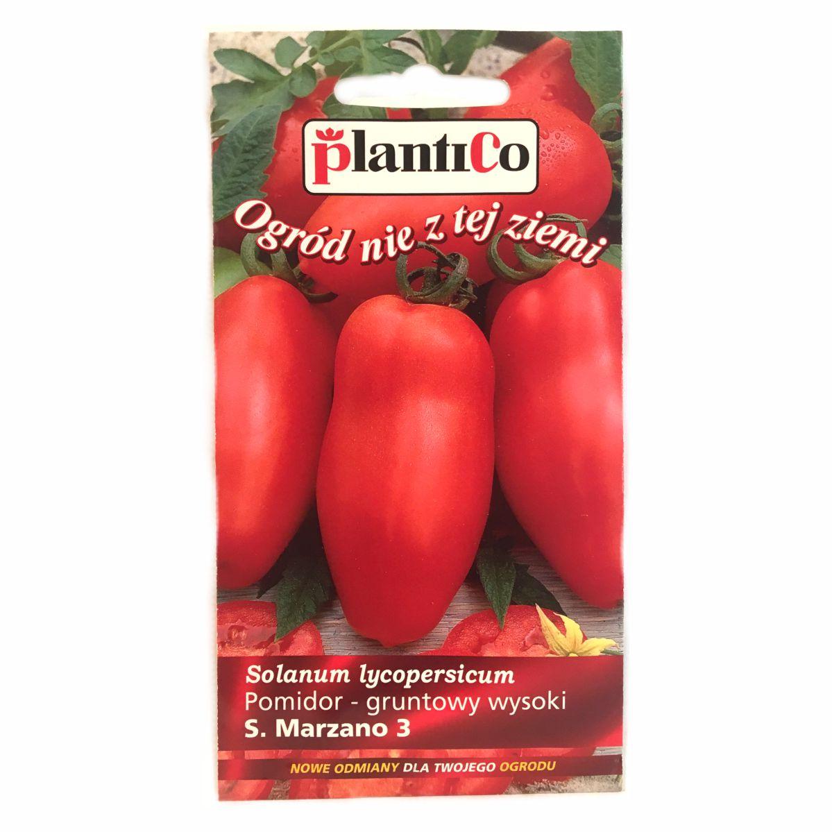 Pomidor S. Marzano 3 nasiona Plantico