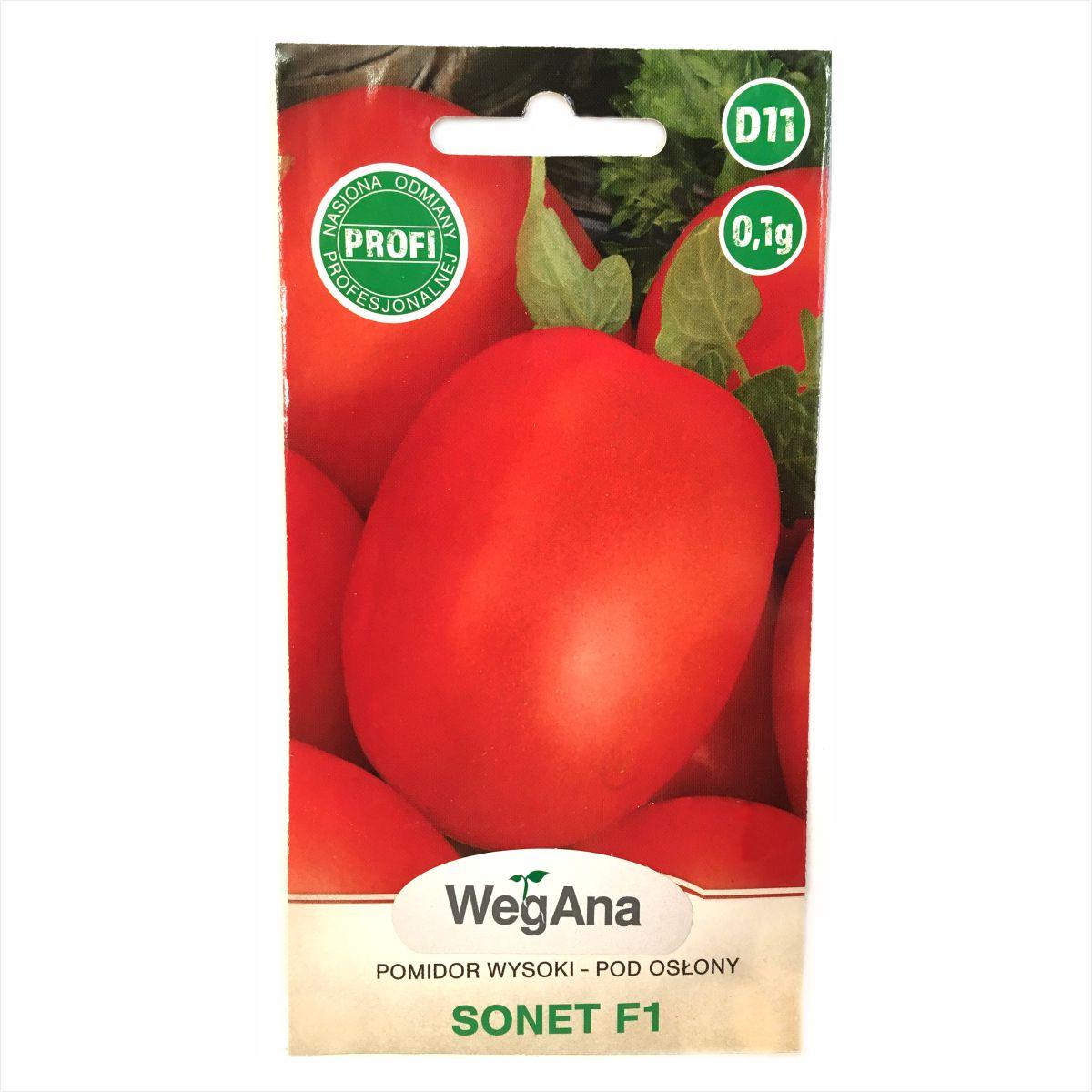 Pomidor Sonet F1 nasiona WegAna