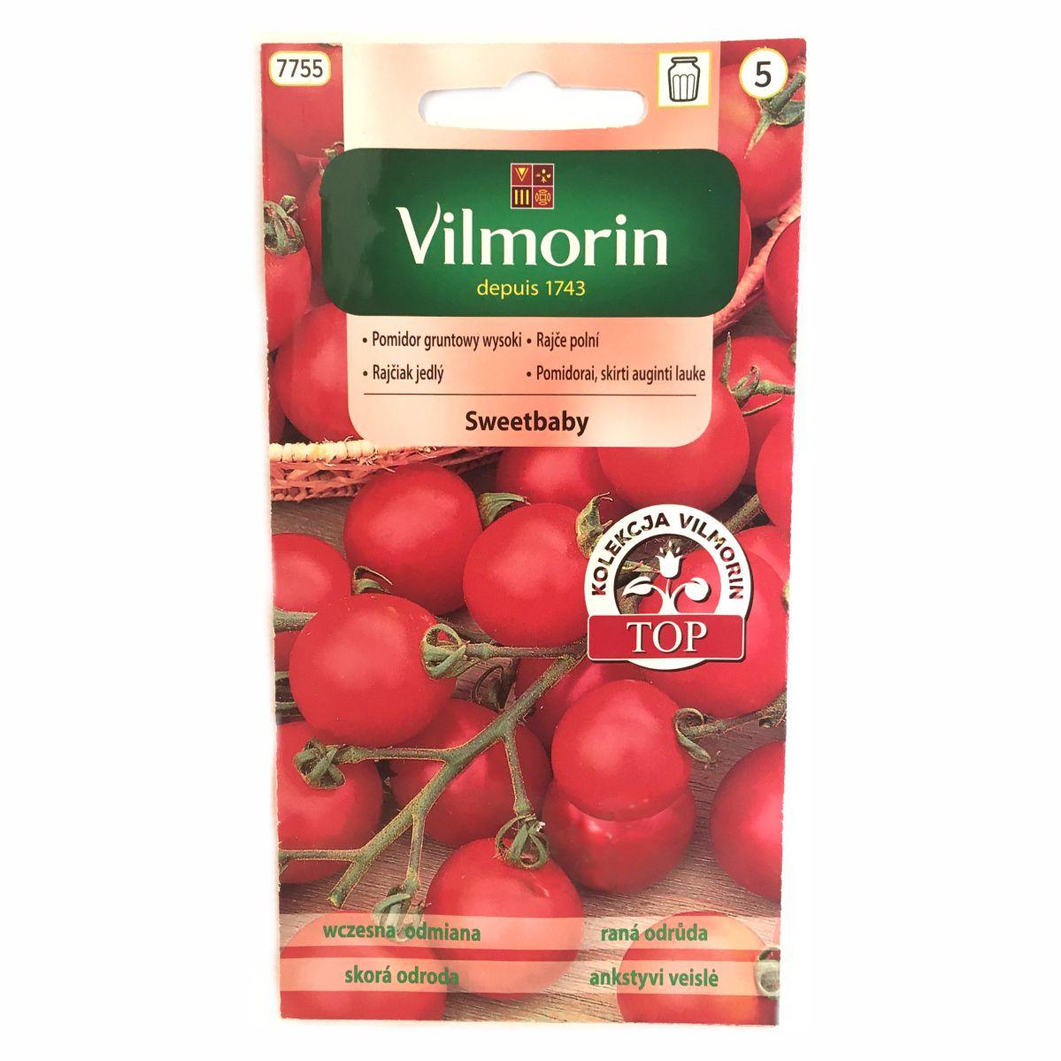 Pomidor Sweetbaby nasiona Vilmorin