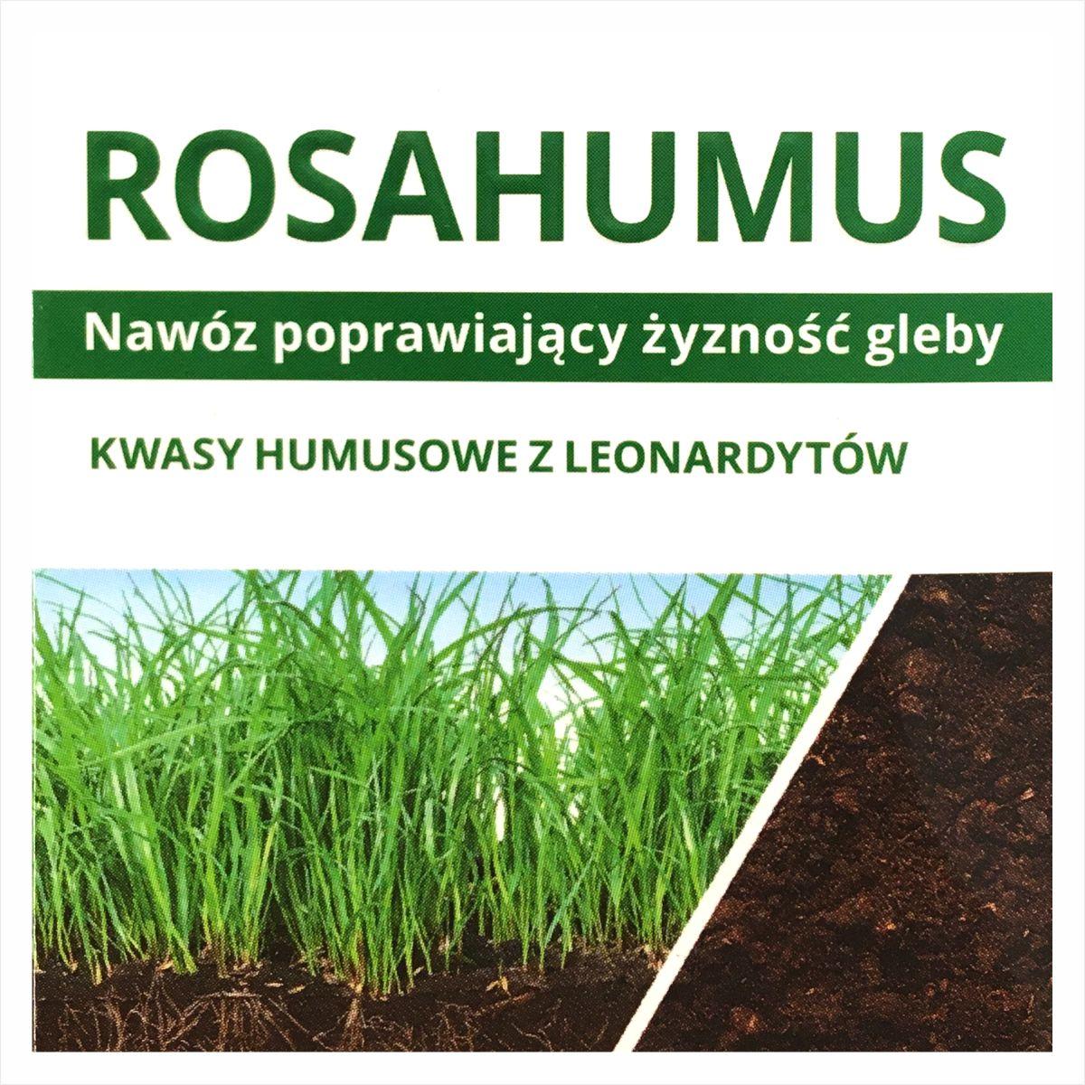 Rosahumus