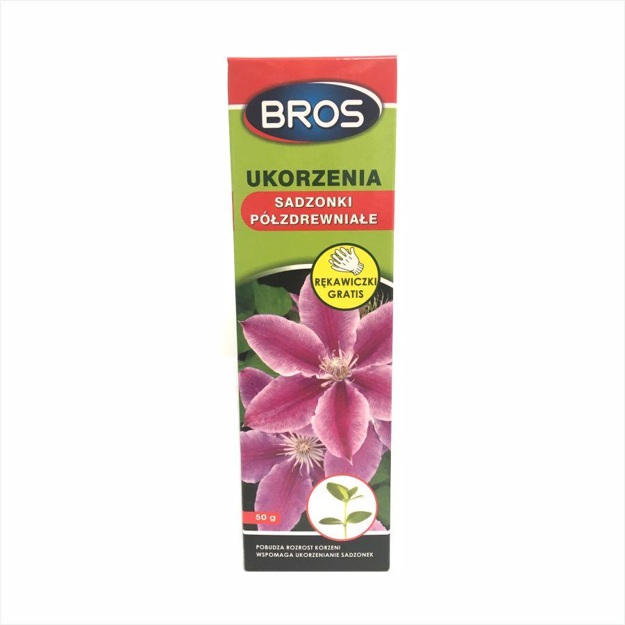 Ukorzeniacz do roślin półzdrewniałych Bros