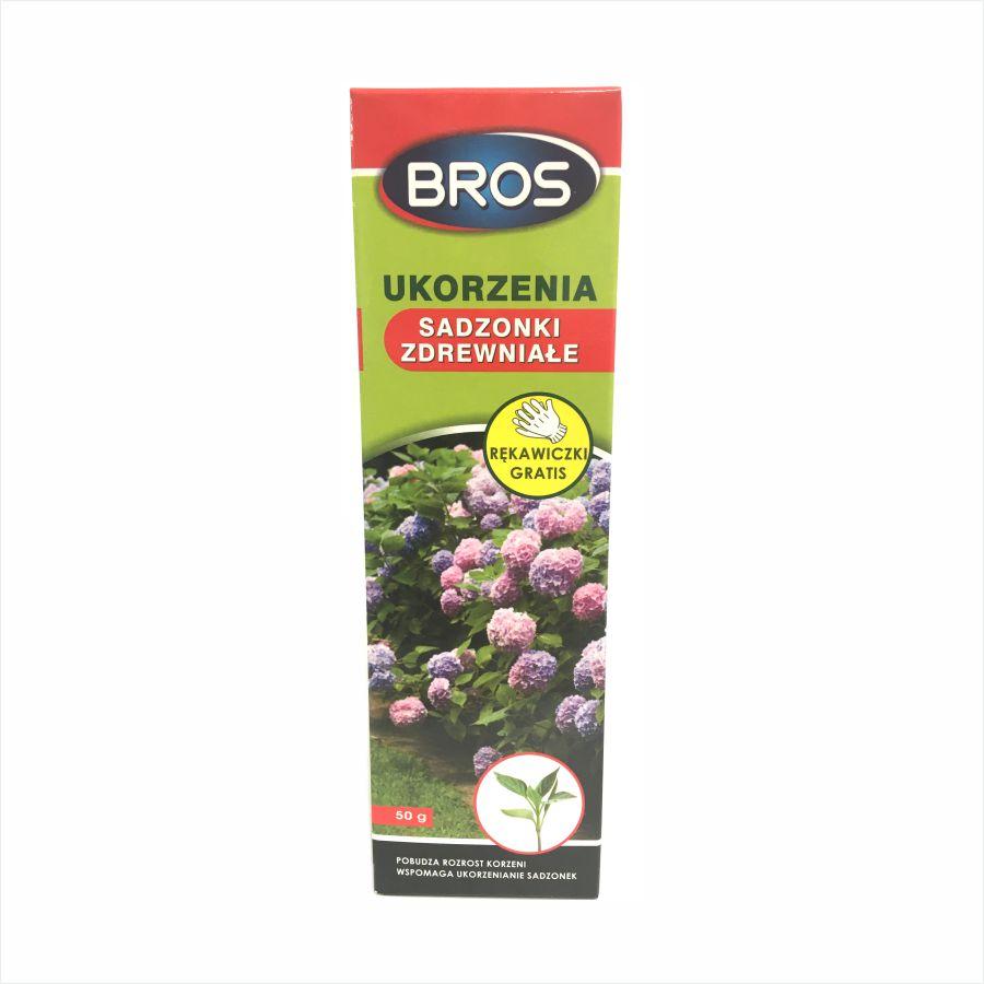 Ukorzeniacz do roślin zdrewniałych Bros