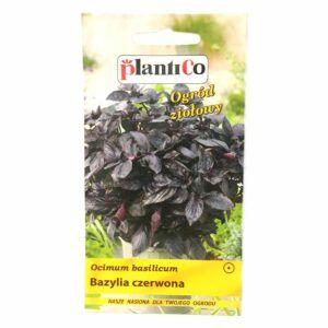 Bazylia czerwona nasiona Plantico