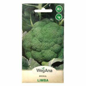 Brokuł Limba nasiona WegAna