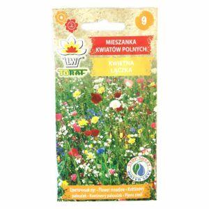 Mieszanka kwiatów polnych Kwietna Łączka nasiona Toraf