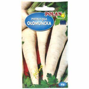 Pietruszka Ołomuńcka nasiona Polan