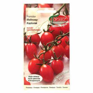 Pomidor Malinowy Kapturek nasiona Tordeed