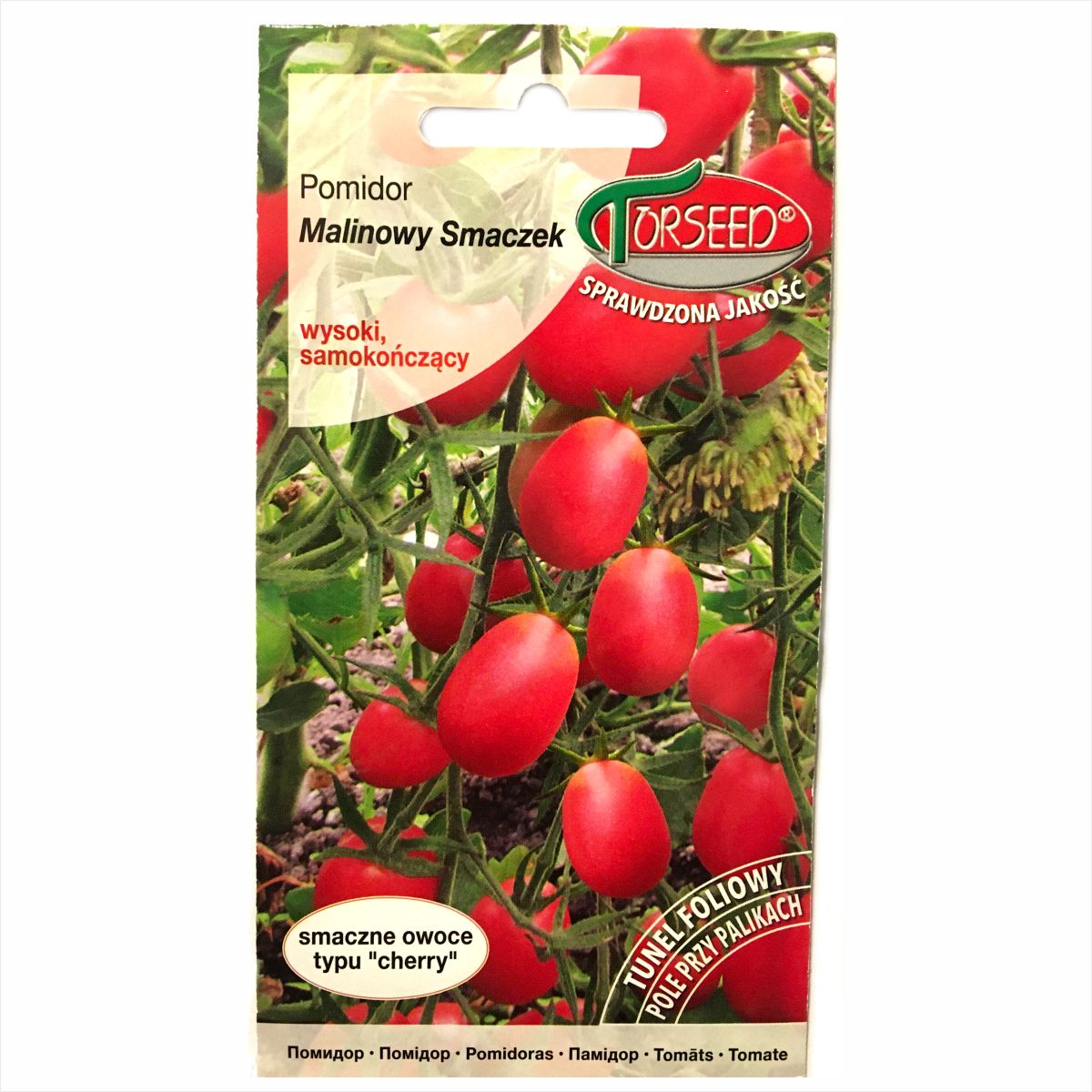 Pomidor Malinowy Smaczek nasiona Torseed