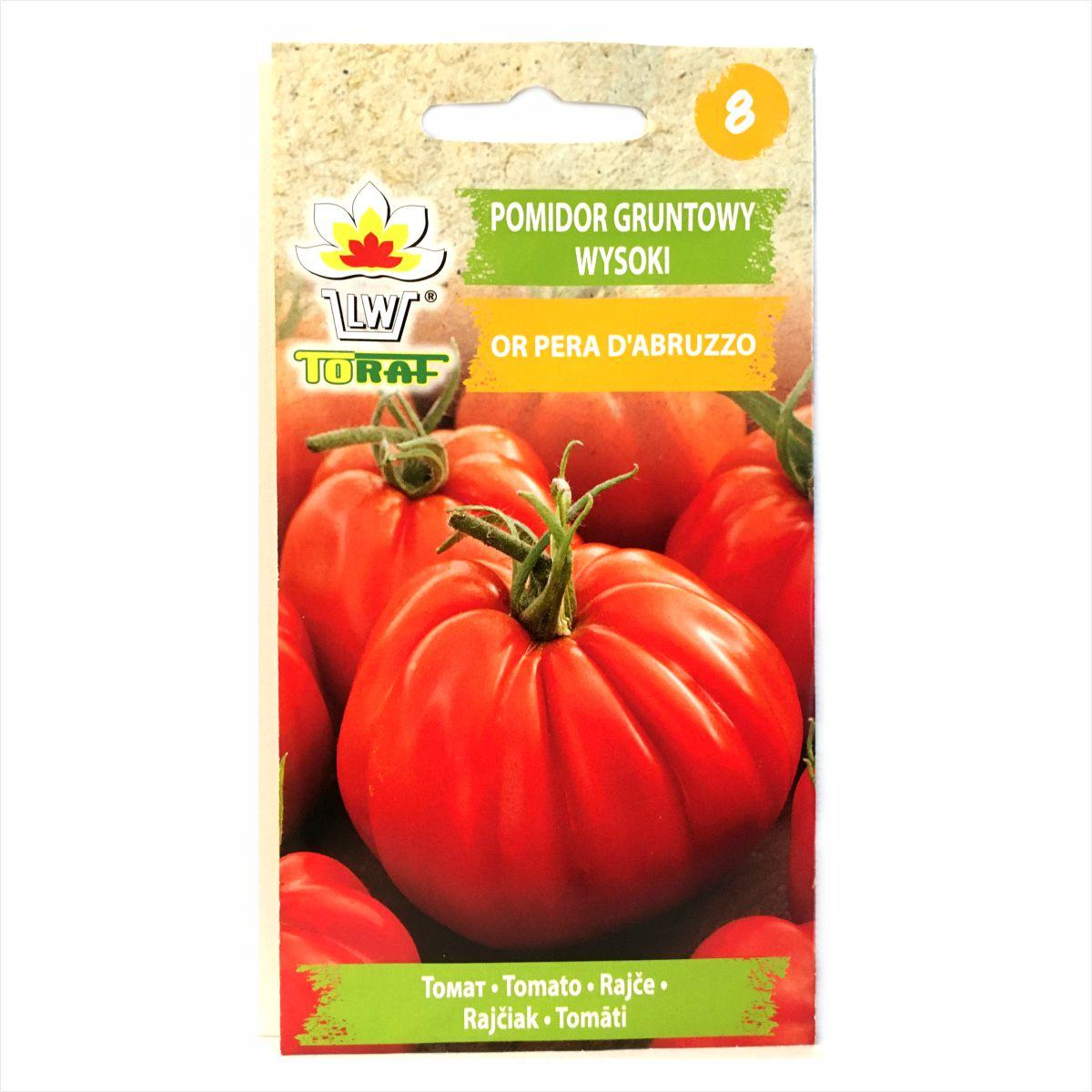 Pomidor Or Pera D'Abruzzo nasiona Toraf