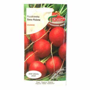 Rzodkiewka Saxa Polana nasiona Torseed