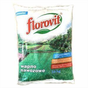 Wapno nawozowe granulowane Florovit 10 kg